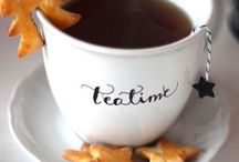 ~ IT'S TEA TIME ! ~ / It's always a moment of happiness...English tea time or in all other countries, the pleasure is the same...