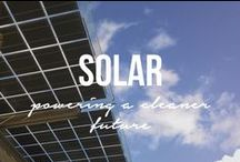 Solar / Solar energy systems - installation designs and inspiration for both residential and commercial projects.