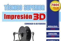 Formación Online en Impresión 3D