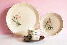 Johnson of Australia Dinnerware / Vintage stoneware by Johnson of Australia