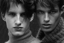 Black & White sweater pics