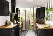Cuisines - kitchens / Inspiration pour future cuisine