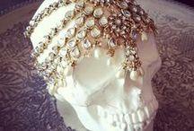 Head pieces || Tocados / #headdresses #flowers #tocado #flores #floral