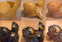 D.I.Y. Cosplay / Tutorials. Do It Yourself. Cosplay. Cosplayers