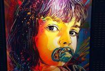 Street Art - Art de la rue