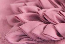 Fabric Manipulation / Manipulaciones textiles. Experimental Patterns. Patronaje experimental