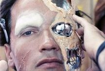 Films // Special Effects. / The art of Hollywood special effects makeup