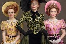 Costume. Hollywood / Series. Películas. Diseñadores de Vestuario.