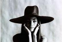 Hats / Sombreros. Fieltro. Lana. Bombines. Ala ancha