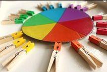 Activités Montessori