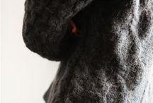 Close-Up Texture & Desirable Knitwear