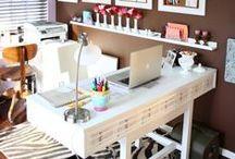 Bureaux - Espaces de travail - Workspaces - Offices - Desks