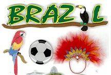Inspirations Voyageons Ludique - Brésil