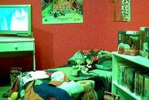 chambre geek