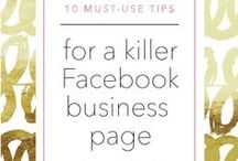 Facebook Tips / Tips and resources to help you learn about Facebook ads and marketing.