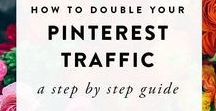 Pinterest Tips / Tips, tools, and strategies to help small business owners and bloggers to use Pinterest to market their business, and create content.