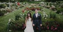 Brooklyn Botanic Garden Wedding / Photography by Chellise Michael / Venue: Brooklyn Botanic Garden / Florist: Bride & Blossom / Invitation: Lion in the Sun / Hair: Jessica Bogonia / Makeup: Cherry Le / Music: 45 Riots / Video: D.P Weddings