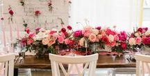 Valentine's Day Inspired Bridal Shower Shoot / INVITATION: Emily A Howell Design / FLOWERS: Apotheca / BRIDAL SHOWER PLANNER + DESIGNER: Lindsey M. Events / WEDDING PHOTOGRAPHERS: Lindsay Hackney / WARDROBE STYLING: AOK Style + Planning / ENGAGEMENT PARTY VENUE: TRADE