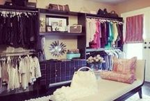 pinterest closet♥ / if only this were my real closet / by ashley jang