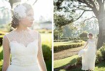 Vestidos de Novia by Catalina Bayona / Wedding dresses