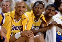 Laker Greats / by Roderick Head