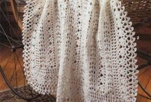 Crochet blankets Hæklede tæpper