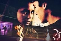 """TVD - The vampire diaries / """"Ele é seu primeiro amor. Eu pretendo ser o último. Leve o tempo que levar."""" — The Vampire Diaries"""