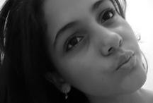 """Camila Kinberly / """"Dizem que quando se gosta de algo ou alguém, a gente cuida, protege, quer estar perto, fazer parte da vida.""""            - Nicholas Sparks"""