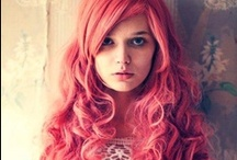 Cabelos Coloridos / Meu cabelo? Minha vida *..*
