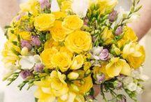 Yellow Wedding Inspiration