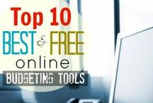 Online Budgeting Tools / There are so many amazing websites out there to help you create and keep track of your budget. The best part - most of them are FREE!! Find the right site for you and start taking control of your finances today!