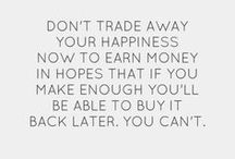 Quotes/Inspiration / Financial inspiration