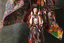 e t h n i c, native, gypsy/  fashion / tomtom