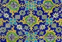 ideas for tile: pattern, color, image