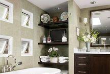 Bathrooms / Great bathroom ideas
