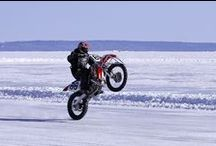 Riding In The Winter