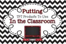 Putting TPT products to use in the classroom / New/Improved board rules! We still want lots of photos, but it will be neat to see the product cover along w/ pictures of the product in use. (And maybe even a sample preview page from the product.) For one item, you may post up to three pins at once. 1. Product cover 2. A photo of the product being used 3. An actual page from the product  It will work best if these are pinned back to back when possible. If you would like to join this board, please email: mrspritchettsprintables@gmail.com