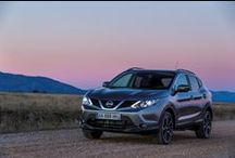 NEW Nissan Qashqai / Some of our favourite images of the brand new Nissan Qashqai, voted What Car? Magazine's Car of the Year 2014.