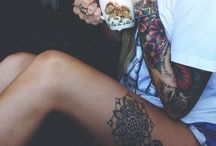 Future tattoos & piercings / Tattoos & piercings