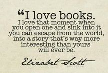 Quotes about books...