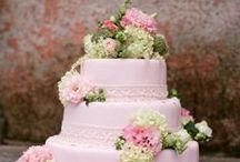 Wedding Cakes / The essential and delicious Tuscan Wedding Cake! Here are some from our weddings we have planned here at Tuscan Wedding Planners.