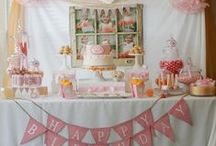 Party decoration ideas / How to decorate for a birthday party or other special event / by Kristen Peden
