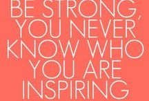 Inspiring Quotes / Join the fight against #breastcancer at http://curebreastcancerfoundation.org/.