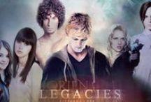 Lorien / Los legados de Lorien