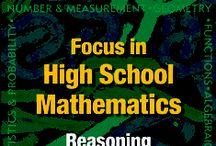 High / Everything essential for the high school mathematics teacher: Lessons, resources, books, ideas, activities, research, professional development, and more! / by NCTM - National Council of Teachers of Mathematics