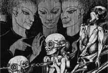 Graphics by H.R.Giger part I
