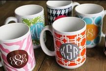 Monogrammed Gifts / Our Personalized Monogrammed Gifts are as practical as they are fashionable, available in a huge range of styles, colors and designs. Explore our gorgeous range of chic and Unique Monogrammed Gift Ideas, that all look fabulous when monogrammed with your name or initials. Whether etched, embroidered or engraved, these Monogrammed Gifts are a fantastic choice for that hard to buy for friend or family member.