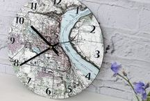 Personalized Clocks / Wall Clocks Personalized are both practical and decorative. Whether used as an aid to help children learn to tell the time, or as a stunning focal piece on your mantel piece, a Personalized Wall Clock makes a great timeless gift.