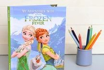 Disney Gifts / Personalized Disney Gifts galore! From Disney Princess Books to Frozen Placemats, we're sure we've got a fantastic Disney Gift waiting for you :-)