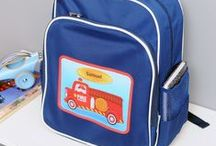 Personalized Kids Bags / What better way to express yourself than through personalized bags and accessories? Boys and Girls will adore our selection of Kids Personalized Bags. From Backpacks to Swim Bags, all of our Personalized Bags for Kids come in an array of fun and vibrant designs.